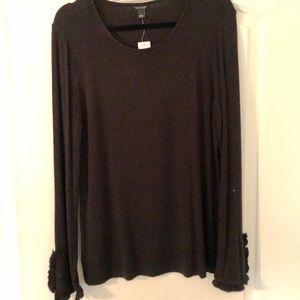 NWT Ann Taylor Long Sleeve Shirt.